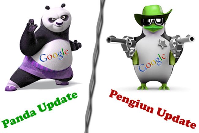 panda and penguin update