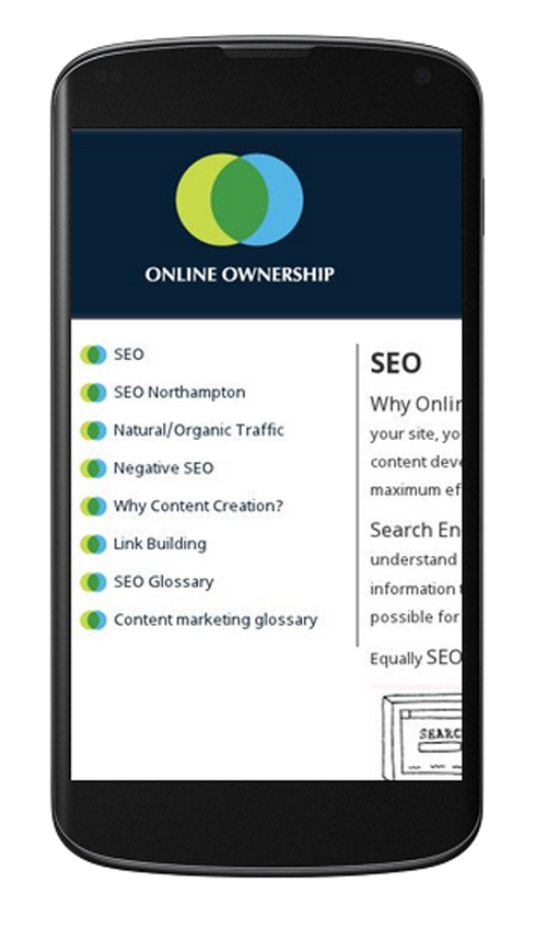 Local SEO - Mobile Responsive