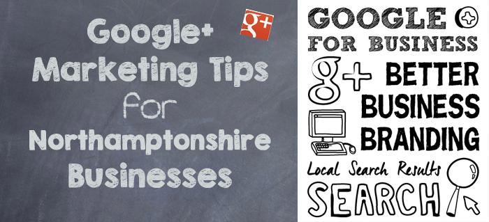 Google+ Northamptonshire