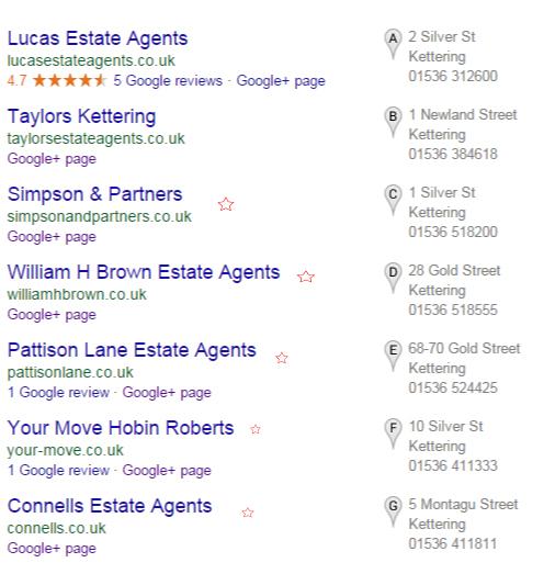 Estate Agents Kettering