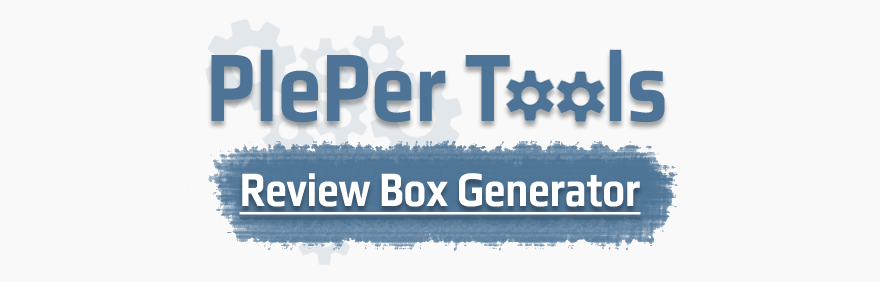 PlePer Tools   Direct link to google reviews   review box generator