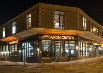 The Saxon Crown - Corby