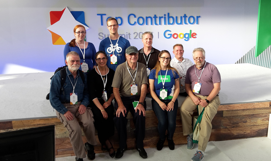Google My Business Experts at Google Summit 2015
