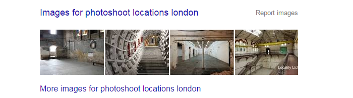 Local SEO - Related Image Results