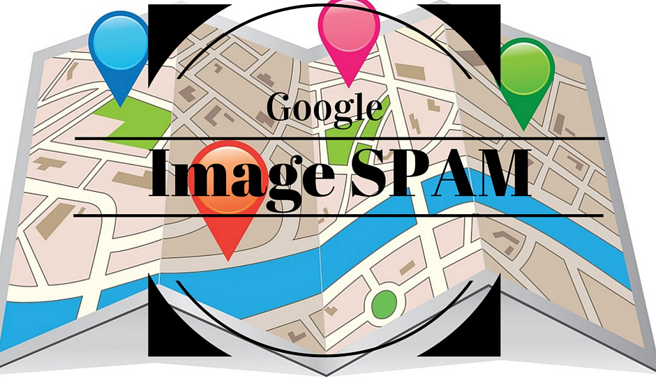 Google Image Spam Local Business