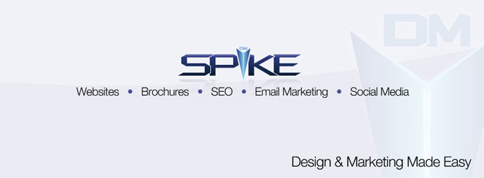 Spike Design & Marketing Ltd - Corby Web Design