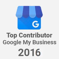 Google My Business Top Contributor and Product Expert 2016