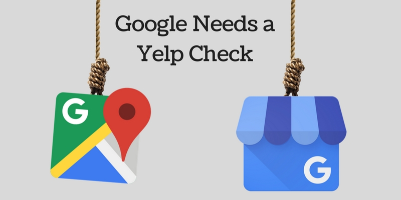 Google Reviews Need a Yelp Check - Online Ownership