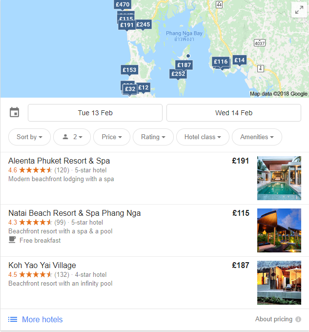 Ranking in the Local Pack with Local SEO - Online Ownership