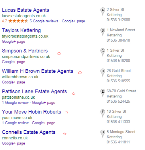Estate Agents Kettering