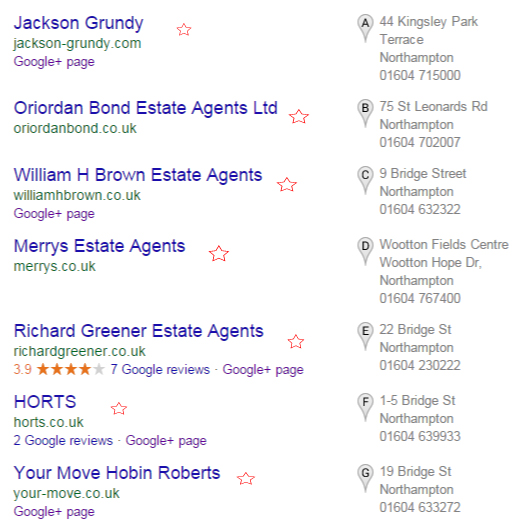 Estate Agents Northampton