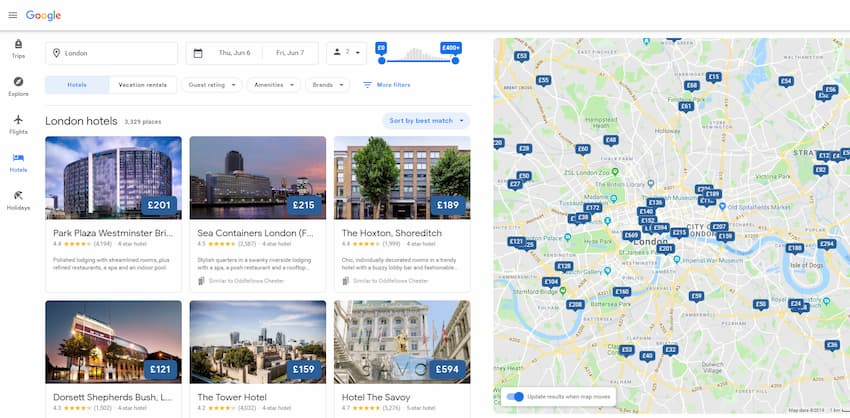 Hotel SEO - Location, Location - Online Ownership