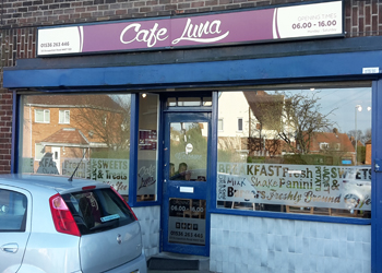 Cafe Luna - Corby