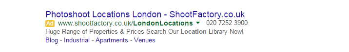 Local SEO - Adwords for immediate results