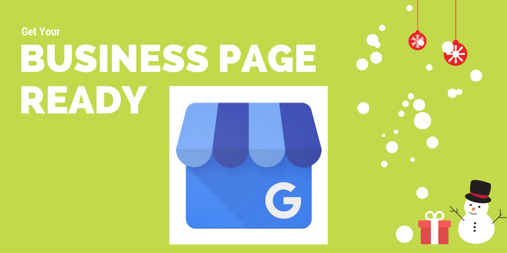 Get Your Google Business Page Christmas Ready