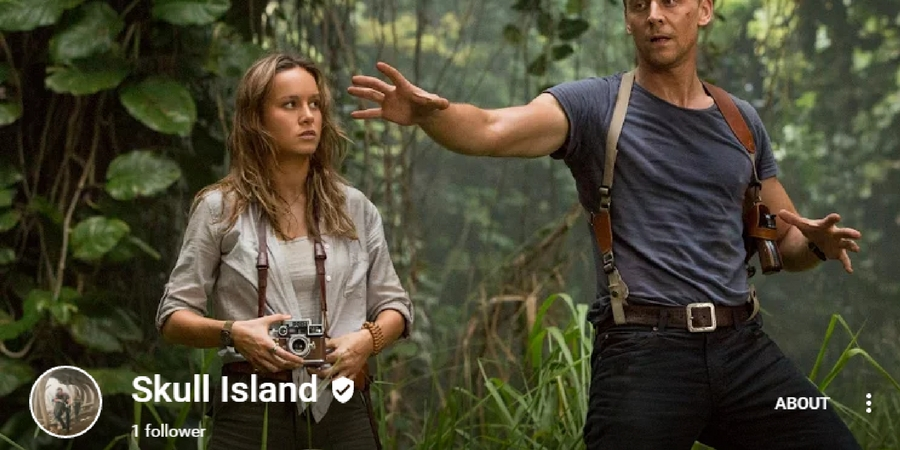 Skull Islands verified google my business page