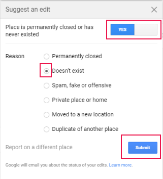 How to Remove a Duplicate Google Business Listing - Online Ownership