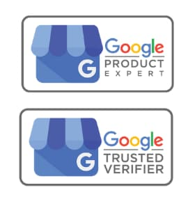Google Product Expert (Google TC) and Google Trusted Verifier - Online Ownership