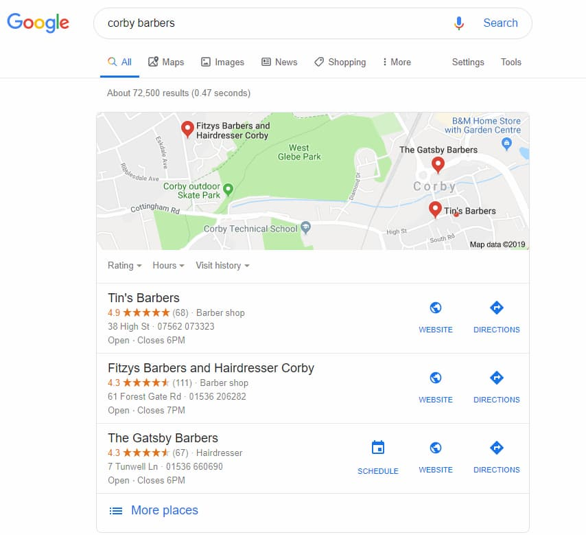 Local SEO Steps - Claim your Google My Business Listing - Online Ownership