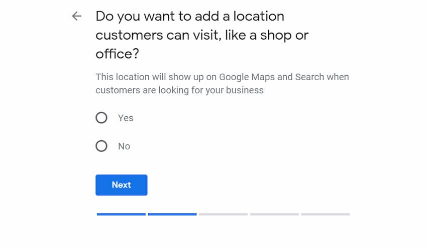 Local Business or Service Area Business - Create a Google My Business Page - Online Ownership