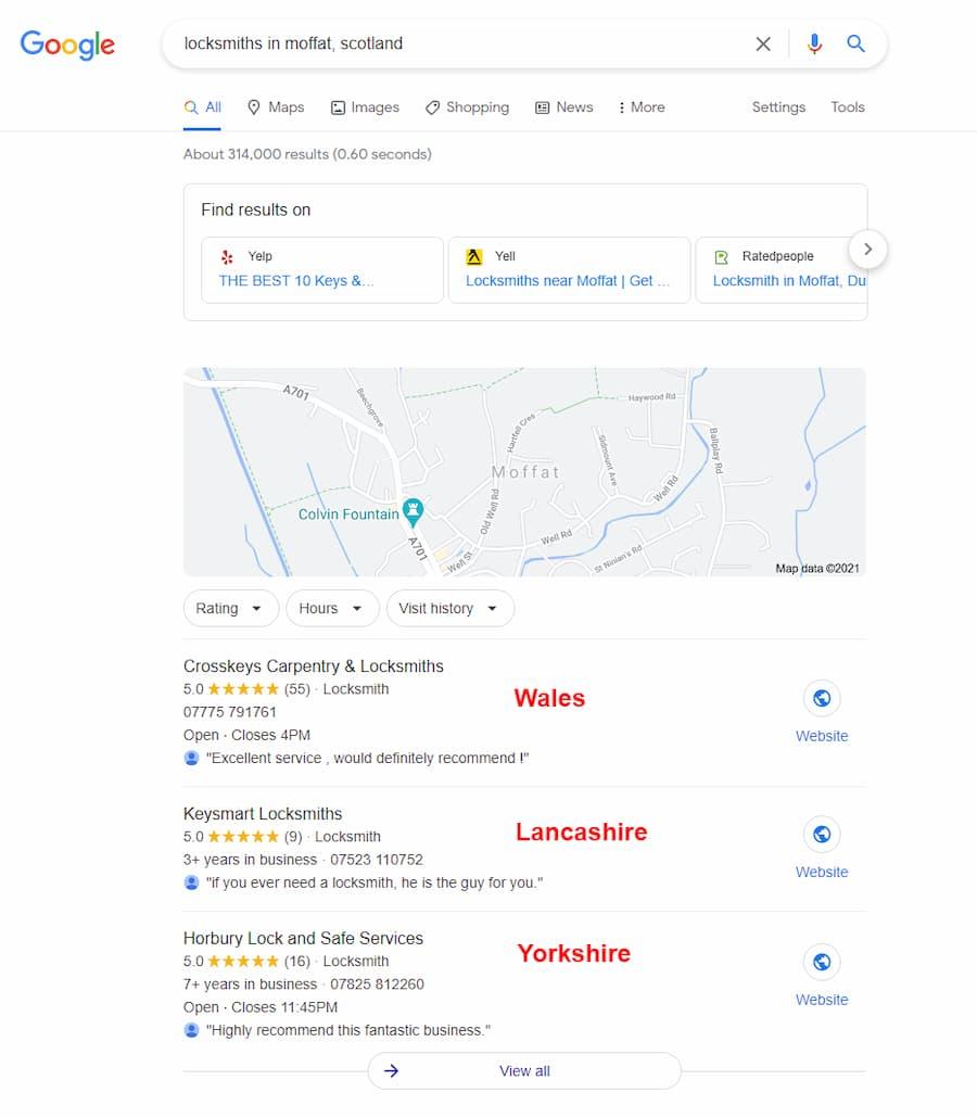 Kansas Moffat Bug - Online Ownership